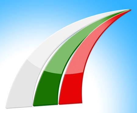 Drapeau de la Bulgarie Représentant Euro de nationalité et Patriot