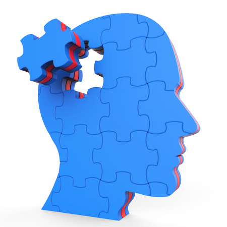 Brain Think Meaning Considering Contemplating And Reflection