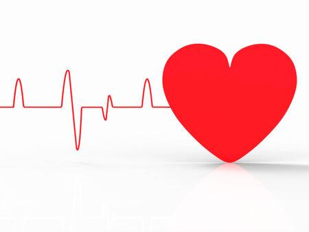 Heart Pulse Betekenis Tekst Ruimte En Copy