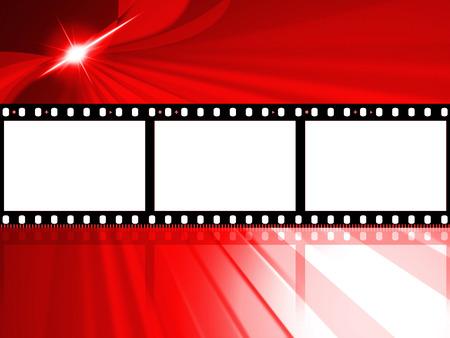 light burst: Red Copyspace Bedeutung Licht brach und Blazing Lizenzfreie Bilder