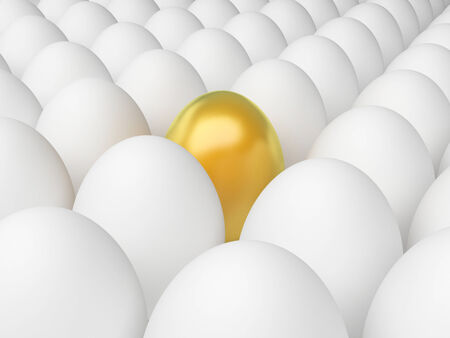 standout: Golden Egg Meaning Odd One Out And Stand Out