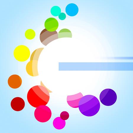light burst: Kreise Hintergrund, die Light Burst Und Kulisse