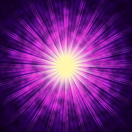 radiating: Viola sfondo sole Significato luminosa radiante stella