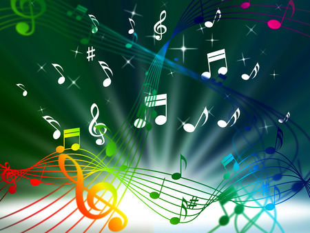 sounds: Green Music Background Meaning Tune Sounds And Piece