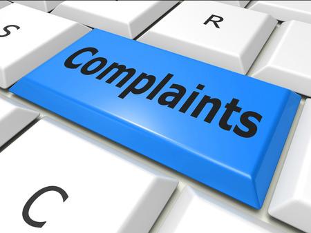 Plaintes www Représentant mondiale Site Web Wide Web Et Banque d'images
