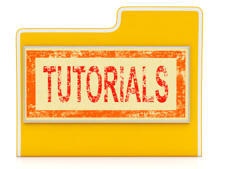 Tutorials File Meaning Training School And Files photo
