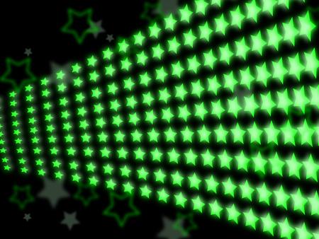 light burst: Hintergrund Glow Vertretung Light Burst und Sternen