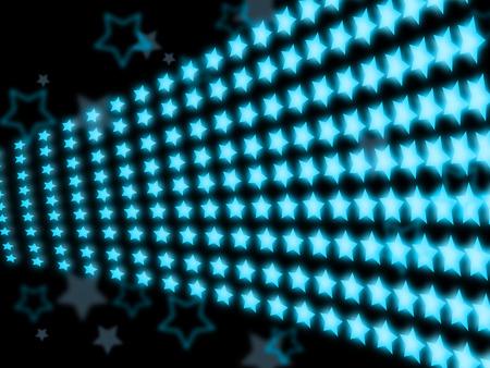 light burst: Stars Hintergrund Zeige Light Burst Und Sternen