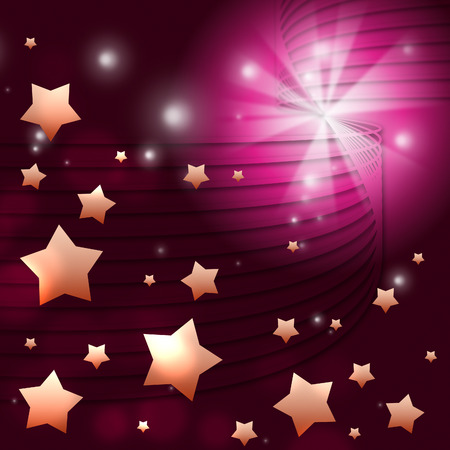light burst: Hintergrund Sterne Bedeutung Light Burst und Template Lizenzfreie Bilder