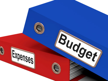 budgets: Budget Expenses Meaning Outgoings Correspondence And Costing