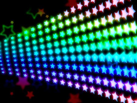 light burst: Sterne leuchten Bedeutung Light Burst und Design Lizenzfreie Bilder