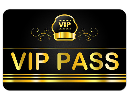 Vip Pass Meaning Very Important Person And Eminence Important