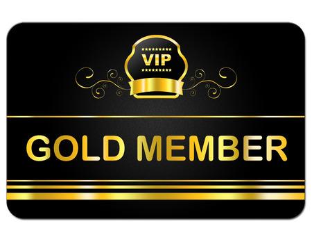 First Class Betekenis Very Important Person En Membership Card