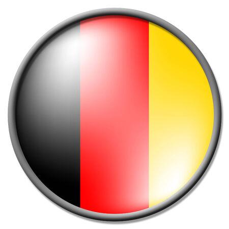 germanic: German Badge Showing European Deutch And Germanic