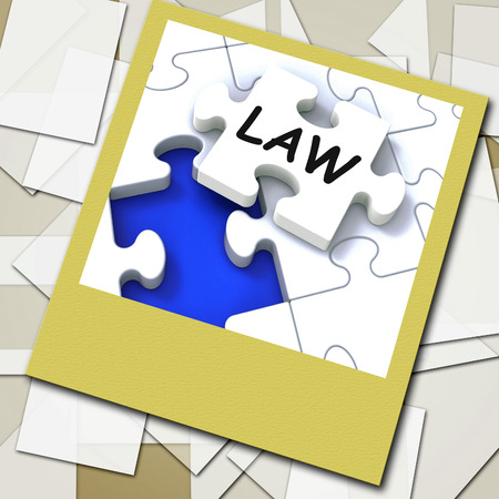 lawfulness: Law Photo Showing Legal Information And Legislation On Internet Stock Photo