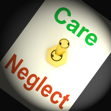 neglect: Care Neglect Lever Meaning Compassionate Or Irresponsible
