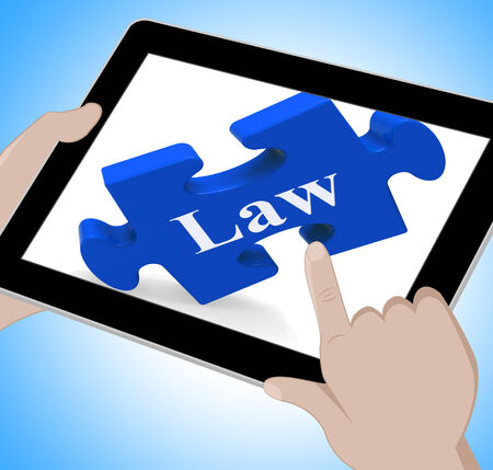 lawfulness: Law Tablet Meaning Justice And Legal Information Online