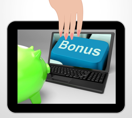 incentives: Bonus Key Displaying Incentives And Extras On Web
