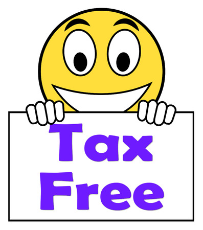 excluded: Tax Free On Sign Meaning Not Taxed