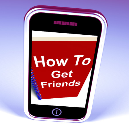 buddies: How to Get Friends on Phone Representing Getting Buddies