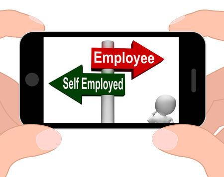 empleadas: Empleado Trabajador por cuenta propia del poste indicador Viendo Elija Carrera Trabajo Elecci�n