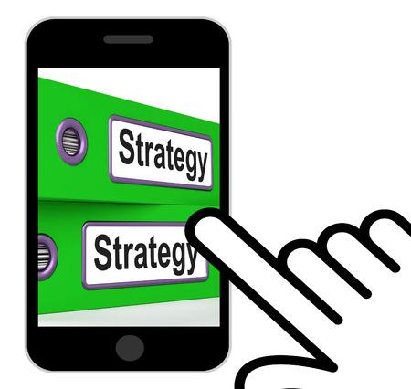 planificacion estrategica: Carpetas Estrategia Viendo Planificaci�n Estrat�gica y procesos de negocio