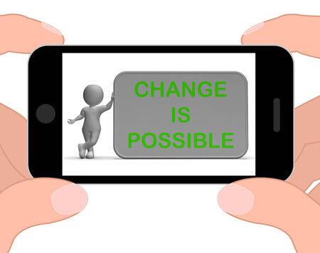 revise: Change Is Possible Phone Meaning Rethink And Revise