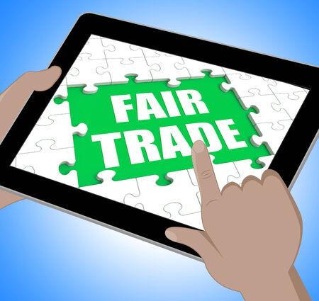 fairtrade: Fair Trade Tablet Meaning Shop Or Buy Fairtrade