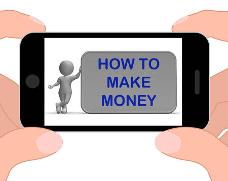 generate: How To Make Money Phone Meaning Prosper And Generate Income