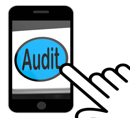validation: Audit Button Displaying Auditor Validation Or Inspection