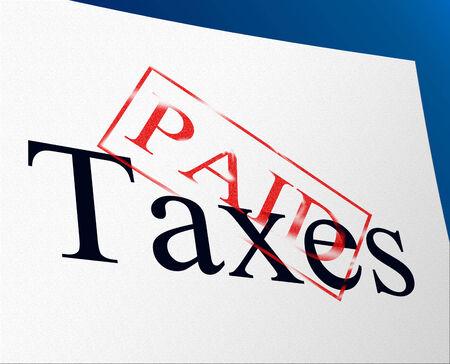 excise: Imposte pagate Mostrando Levy Finanza e accise