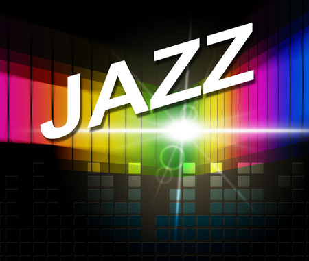 soundtrack: Jazz Music Showing Sound Track And Orchestra