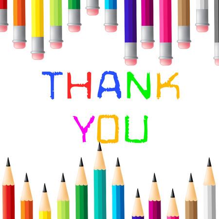 agradecimiento: Gracias Significado Muchas Gracias y agradecimiento Foto de archivo