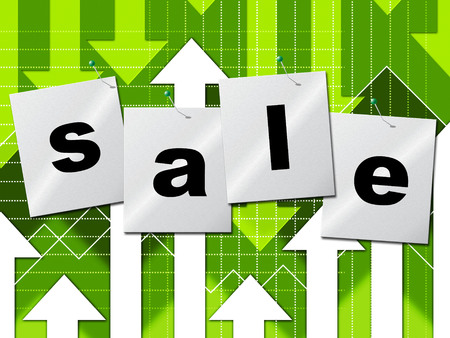 closeout: Promo Sale Indicating Cheap Promotion And Closeout