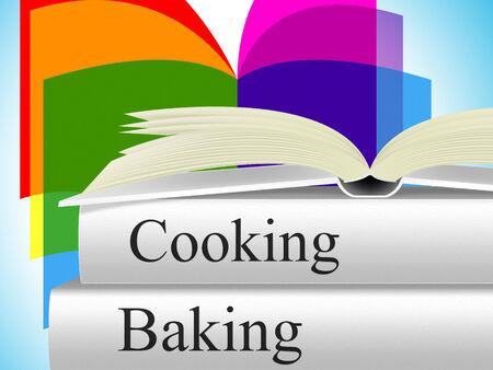 prodotti da forno: Cottura Cottura Mostrando Prodotti da Forno e pasti Archivio Fotografico