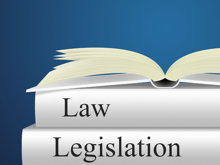 statute: Legislation Law Indicating Lawyer Litigation And Statute