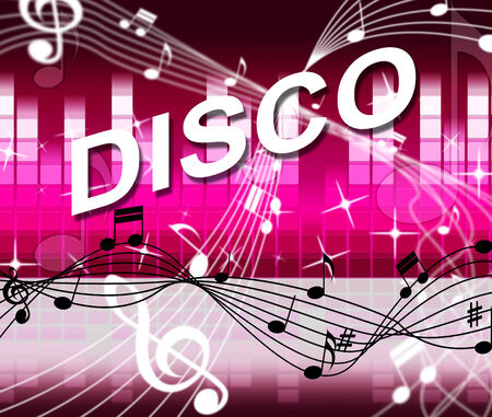 soundtrack: Disco Music Meaning Sound Track And Soundtrack