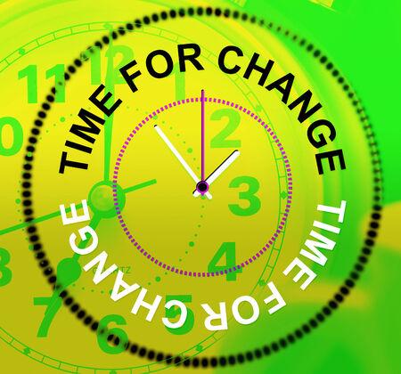 reforming: Tiempo Para Revisar Cambiar Significado Cambio Y Rethink