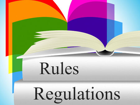 guidelines: Rules Regulations Meaning Guidelines Procedures And Regulate
