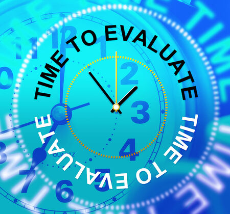 evaluating: Time To Evaluate Showing Interpret Decision And Evaluated