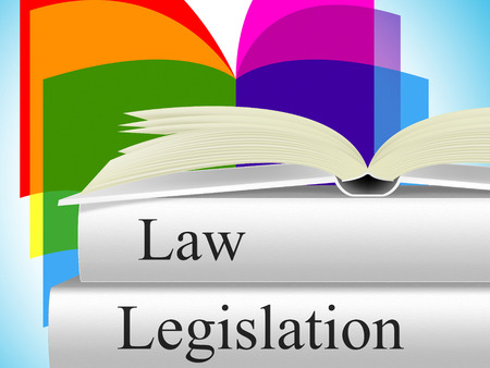 legislation: Law Legislation Showing Lawyer Lawfulness And Judiciary