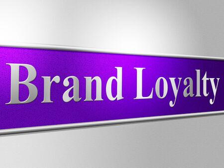 fidelidad: En representaci�n de la lealtad de marca de la empresa Identidad y fidelidad