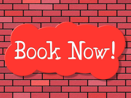 booked: Book Now Meaning At This Time And Present