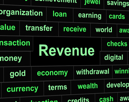 earns: Revenue Earnings Representing Revenues Employed And Wage