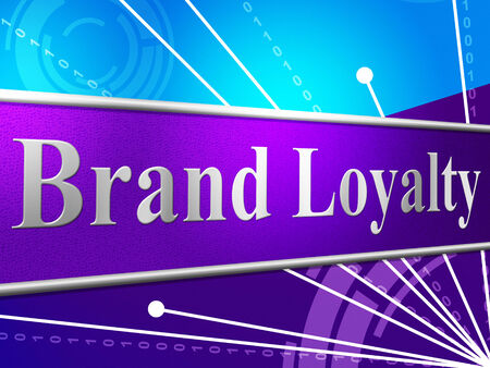 brand identity: Loyalty Brand Meaning Company Identity And Support
