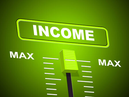 earns: Income Max Meaning Upper Limit And Wages