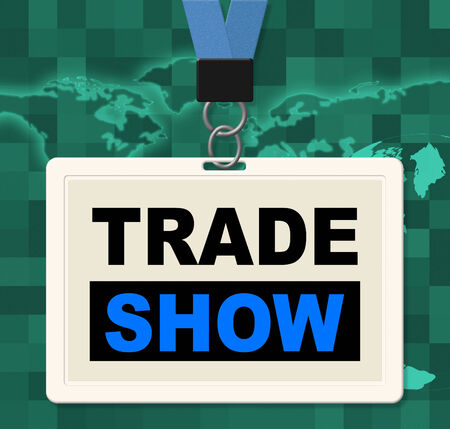 Trade Show Meaning World Fair And Export