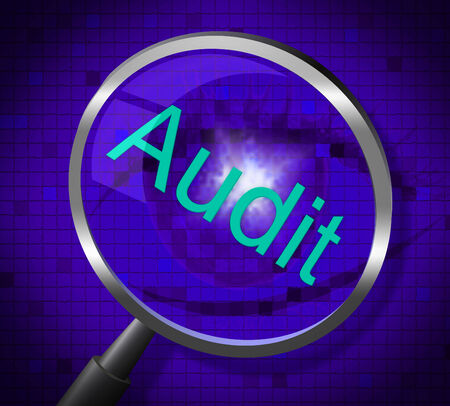 magnification: Audit Magnifier Meaning Magnification Searching And Auditing