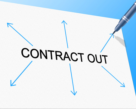 independent contractor: Contract Out Meaning Independent Contractor And Freelance