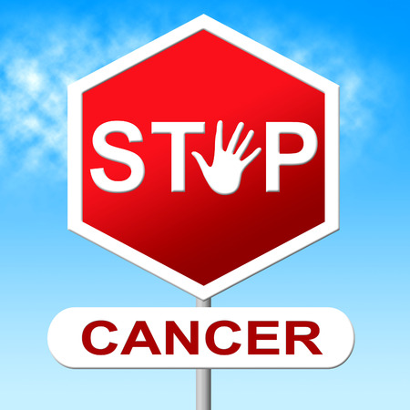 cancerous: Cancer Stop Meaning Cancerous Growth And Warning